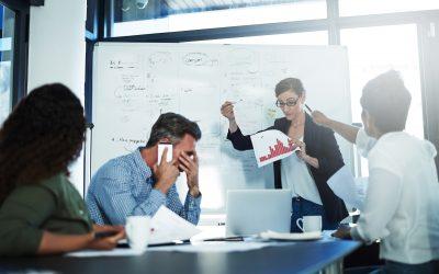 Detenga la Locura de las Reuniones en su Lugar de Trabajo