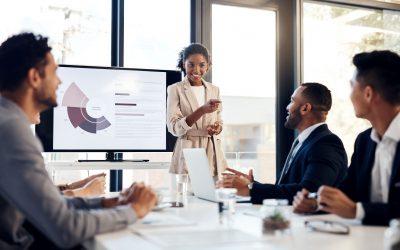 Cómo Elegir un Sistema de Presentación Inalámbrica para Transformar Las Salas de Reunión en Espacios de Colaboración en Su Empresa