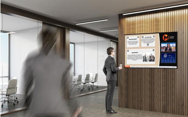 Señalización Digital Cambia la Dinámica en las Salas de Conferencia
